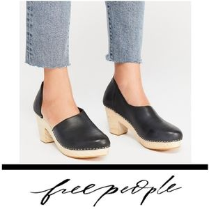 Classic Closed Toe Free People Clogs